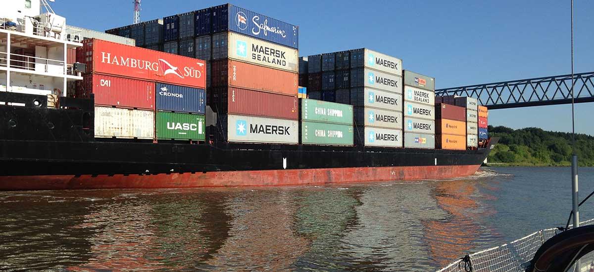 Boottransport Kieler Kanaal