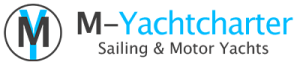 M-Yachtcharter Logo Black 400